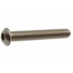 "Button Head Cap Screw (3/8-16 x 2-1/4"")"