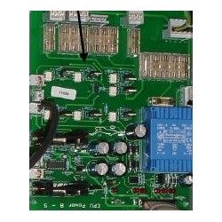 High Voltage PCB (3 x 380V).