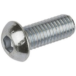 Hex Hd. Socket Button Hd. Machine Screw (8mm x 20mm)