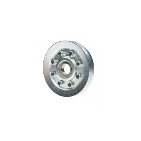 Cross Conveyor Idler Pulley